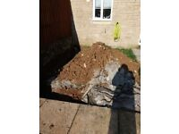 Free soil - come and collect asap