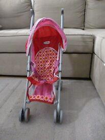 Folden Children Stroller Toy