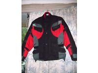 Held Airdura Textile Waterproof Jacket (38#)