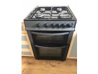LOGIK - LFTG60A12 Gas Oven and Grill - Anthracite