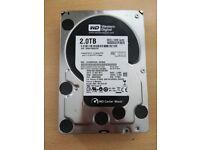 Western Digital Caviar Black WD2002FAEX SATA Internal Hard Drive 2TB - Harrow