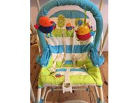 Swing Rocker chair (Fisher Price Swing 'n' Rocker) for baby and toddlers.