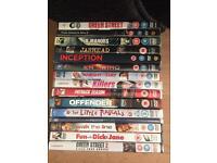 103 DVDs