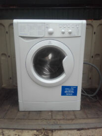 Indesit 5kg washing machine like new only used a few times