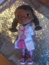 Doc McStuffin doll