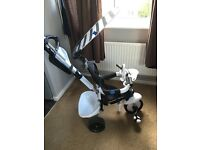 Zebra zoo 3 in 1 smart trike