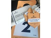 Ascot Races - 9th September
