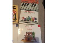 Starter Piano books