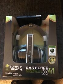 Turtle Beach X41 headset
