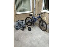 Men's Giant ds warp mountain bike mtb
