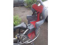 Bike seat for children