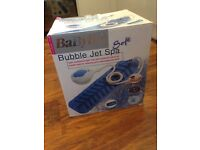 Babyliss soft bubble jet spa