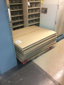 Office Furniture NEW Plastic Chair Mats with Grippers