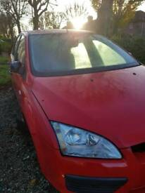 Breaking Ford Focus 1.6diesel (cheap)