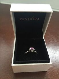 PANDORA RINGS - SIZE 52. 3 AVAILABLE