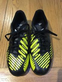 Addidas predators size 7, great condition, smoke and pet free house