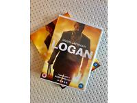 Logan DVD - Brand New And Sealed
