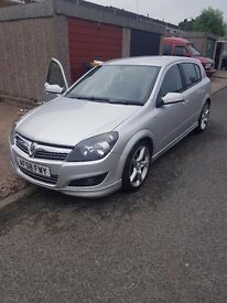 2008 Vauxhall astra sri 1.9 cdti ( Great condition)