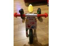 2 in 1 toddler bike