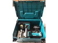 Makita 18v lxt biscuit joiner like new