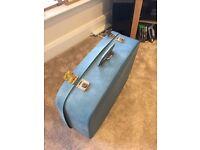 Retro / Vintage steal Suitcase