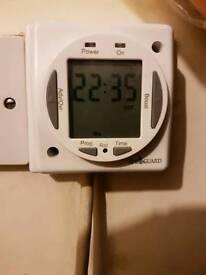 Timeguard NTT03 Digital Immersion Heater Timer
