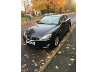 Lexus is220D 2.2 diesel 6 speed manual