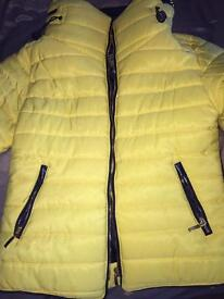 Yellow Jacket Size 12 *Brand New*