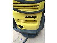 KARCHER PRESSUR WASHER
