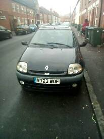 Renault clio for sell