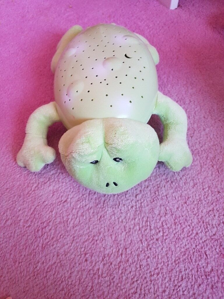 Baby frog night light