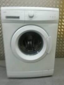 White washing machine
