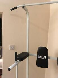 Max Fitness Multi Function Exercise Frame
