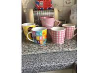 Mixed mugs FREE