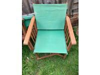 Free Garden Chairs x 2