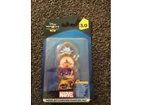 Disney infinity marvel battlegrounds power disc pack new