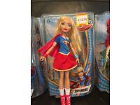 DC Superhero Doll - Super Girl with box