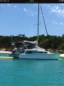 2002 Custom Catamaran 10.6m Eimeo Mackay City Preview
