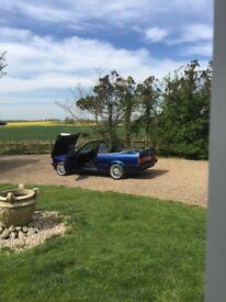 BMW E30 CONVERTIBLE 325I MANUAL YES MANUAL RARE