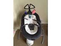 Babymoov swing in excellent condition