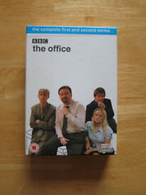 THE OFFICE - 3 DISC DVD BOXSET - EXCELLENT CONDITION