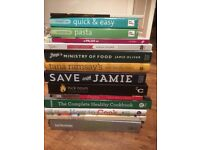 14 Cookbooks