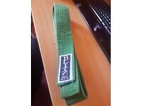 Free - Green Belt (martial arts) 280cm