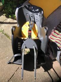 Children's bike seat - Hamax Kiss