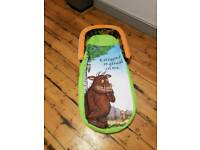 Gruffalo kids air bed