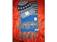 Soulcal Hat and Scarf Ladies
