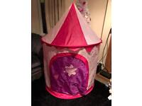 Large girls tent