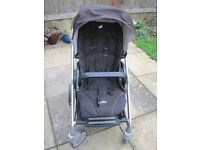 Joie Chrome pushchair in good condition