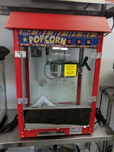 Brand New Commercial Hot Dog Rollers And Popcorn Machines -- GREAT DEALS!!!