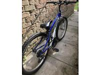 "Apollo Gradient Boys Junior Mountain Bike, 12"" Frame, 24""Wheels - Age 8-11 Years Approx"